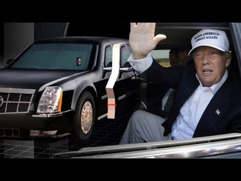 5 Things You Didn't Know About Donald Trump's Limo!