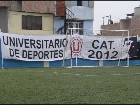 Universitario de Deportes (4) VS Alianza Lima (1) - Cat. 2012 (Chorrillos, 21/10/2018)