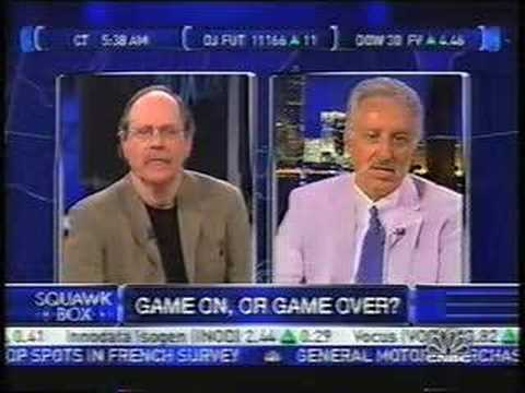 Paul Levinson v. Jack Thompson on videogames and violence