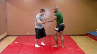Rashad Evans MMA Tutorial 2: Takedowns