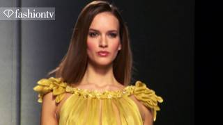 Tony Ward Spring/Summer 2012 Couture at AltaRoma AltaModa Fashion Week | FashionTV - FTV