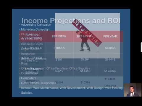 Venture Capitalist presentation