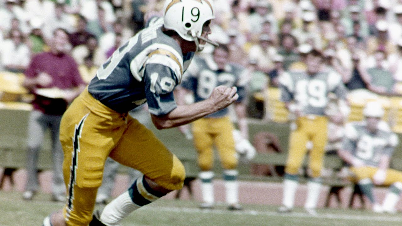 #38: Lance Alworth | The Top 100: NFL's Greatest Players ...