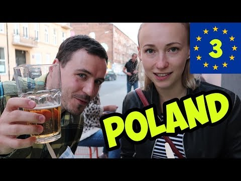 WARSAW. WHY ARE PEOPLE MOVING HERE? EUROTRIP #3