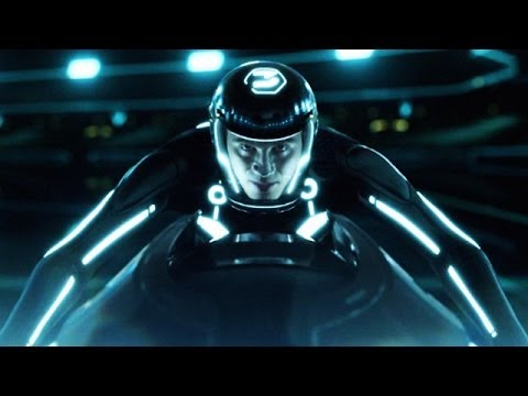 Tron Legacy: Are friends electric?