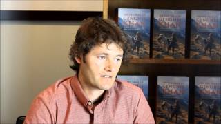 Tim Cope, adventurer and author of On the Trail of Genghis Khan, in conversation with John Purcell
