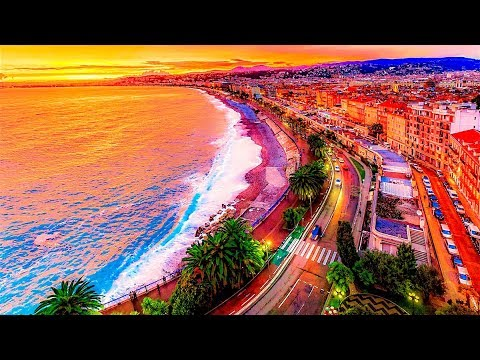 A Walk Around The Beautiful City Of Nice France Youtube