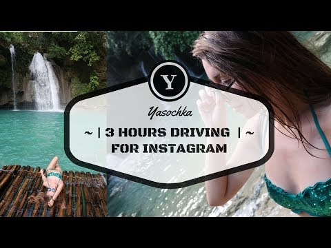 CEBU | 3 HOURS DRIVING FOR INSTAGRAM | GLAMBOX | ROSTER : EMIRATES CABIN CREW VLOG
