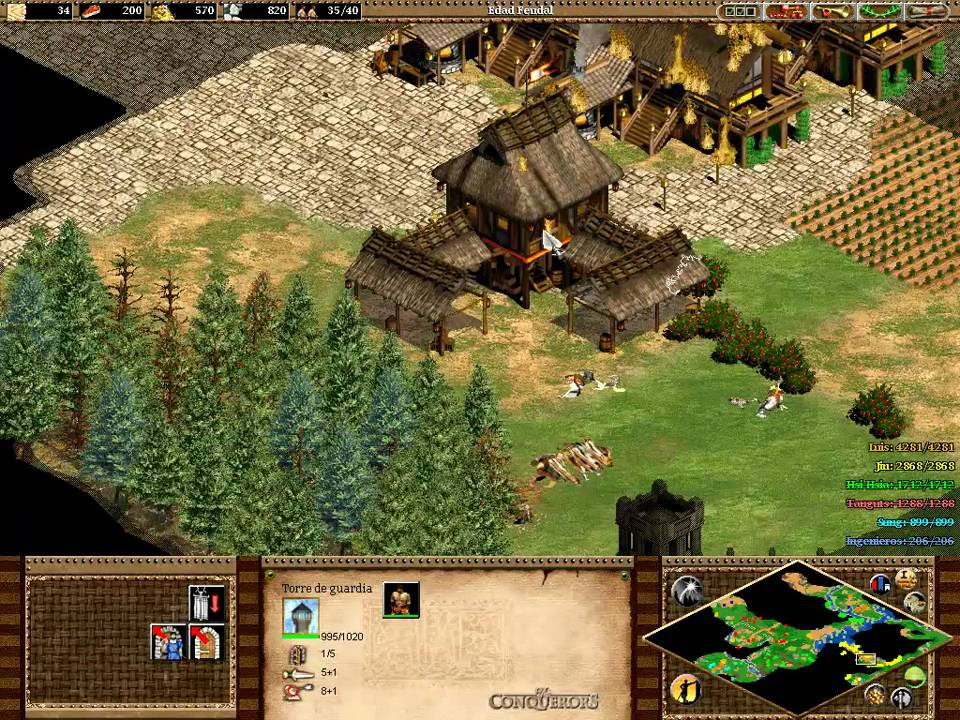 Age of Empires II - Twenty Years of Bad Farm Placement - The