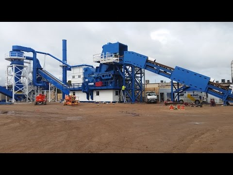 Adelaide Metal Shredder Construction