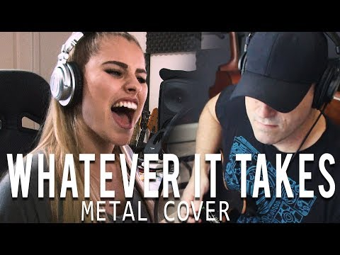 Cover Lagu Whatever It Takes - Imagine Dragons Metal Cover STAFABAND