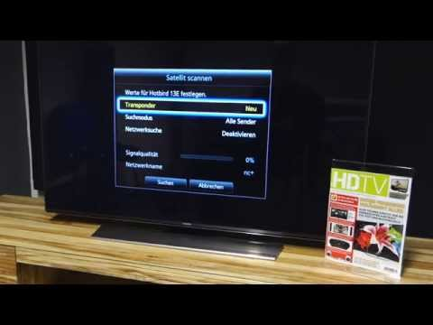 How-to: UHD-TV-Empfang (4K) per Satellit...