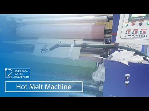 hot melt application