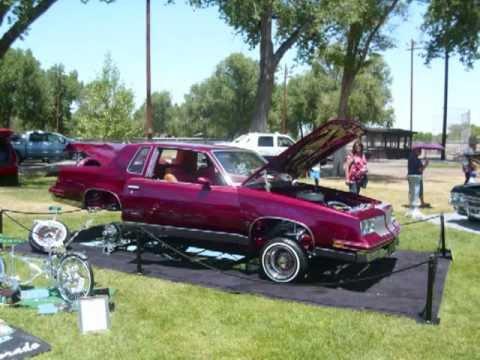 Lowrider Car Show Youtube