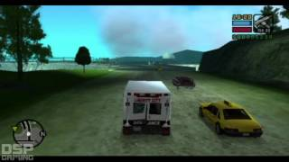 Grand Theft Auto: Liberty City Stories pt44 - Corpse Party Scavenger Hunt