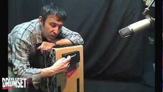 Schlagwerk Bass Tube & Cajon Flap: Video Test e Sound Check (In Esclusiva dal n. 2 di Drumset Mag)