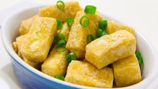 How To Deep Fry Tofu - Video Recipe