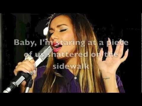 Leona Lewis - Glassheart (Acoustic Version) with Lyrics