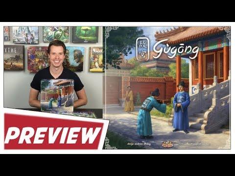Gùgōng (the Forbidden City) / Preview / Regelerklärung + Ersteindruck + Gewinnspiel!