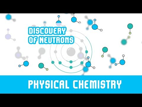 Atomic Structures- Discovery Of Neutrons