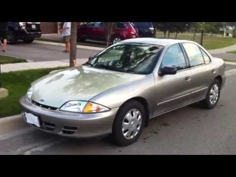 2002 Chevrolet Cavalier Startup Engine & In Depth Tour