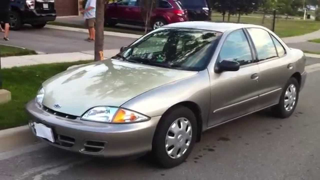 2002 chevrolet cavalier startup engine in depth tour youtube 2002 chevrolet cavalier startup engine in depth tour