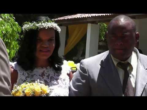 Divulgação de casamento Elsio & Rosane