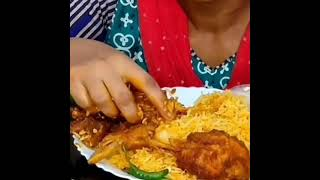#Muttoncurry #Chickenbiryani #Shorts by DP Eats #Eatingshow #Mukbang #ASMR #Indianfood
