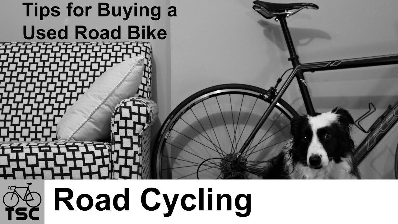 Tips On How To Buy A Used Road Bike Youtube