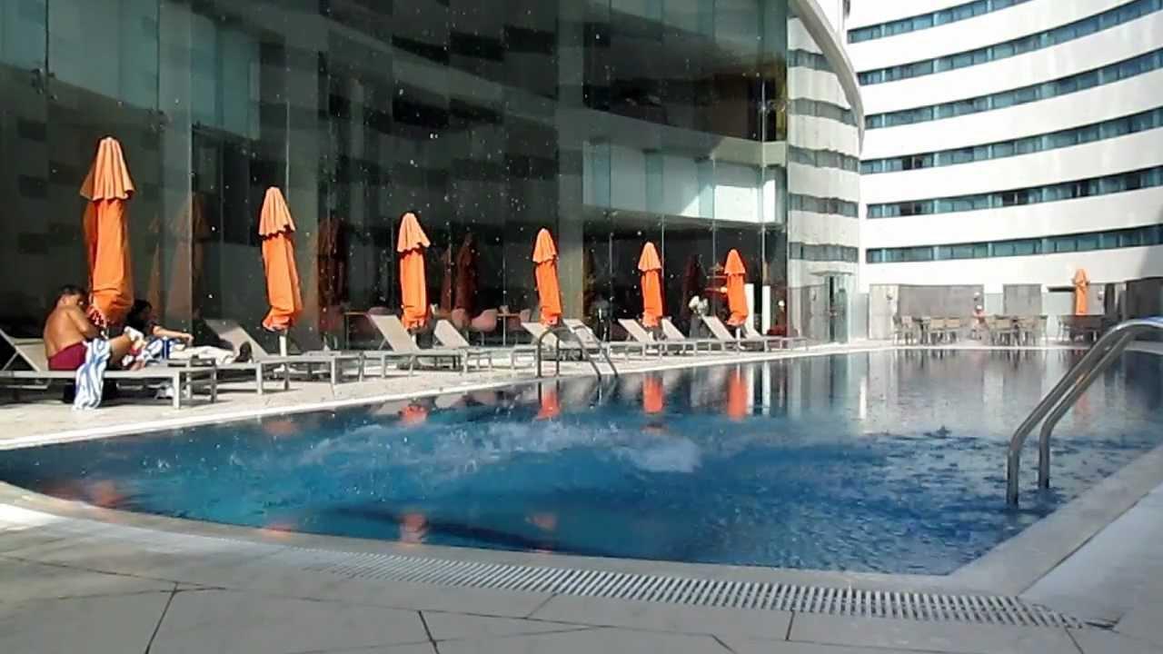 Swimming Holiday Villa Hotel Doha Qatar Youtube
