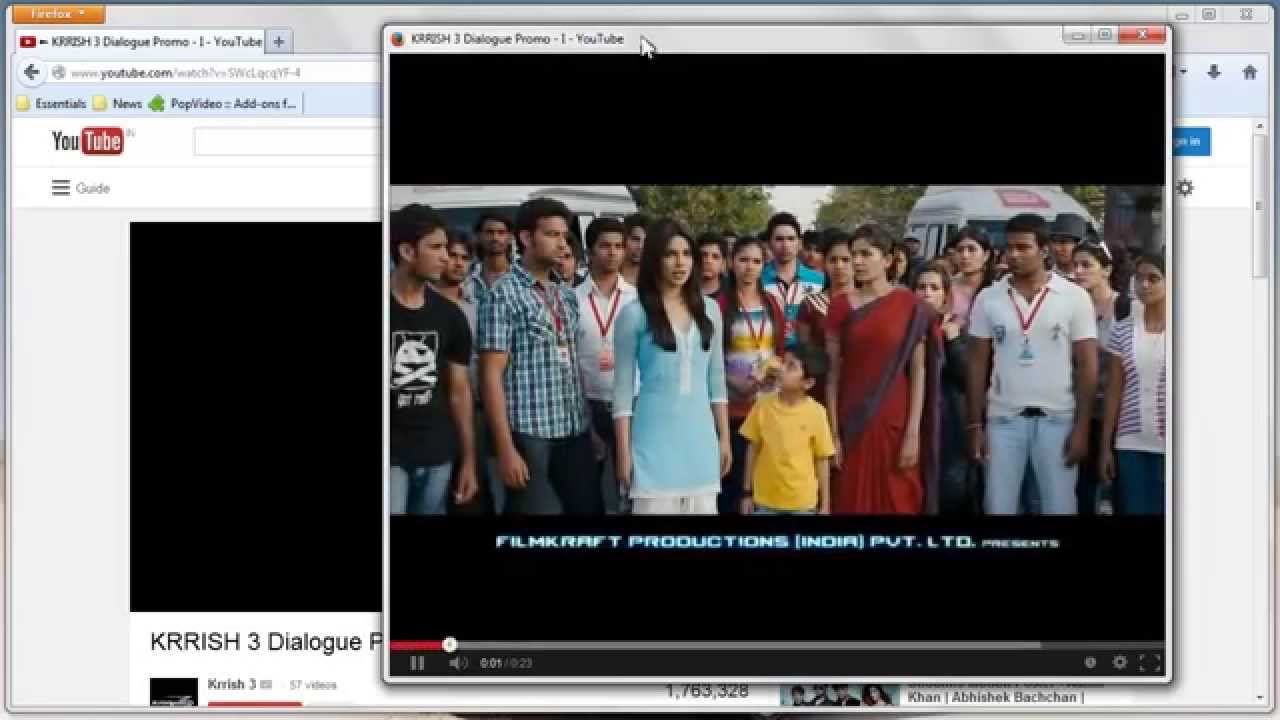 How To Pop Out Videos In Firefox Youtube
