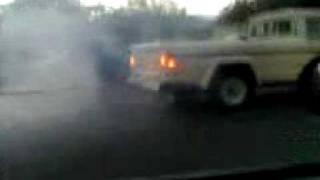 1985 jeep j20 vs 1972 ford f250