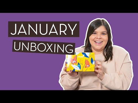 January Unboxing w/ P.volve + GIVEAWAY}