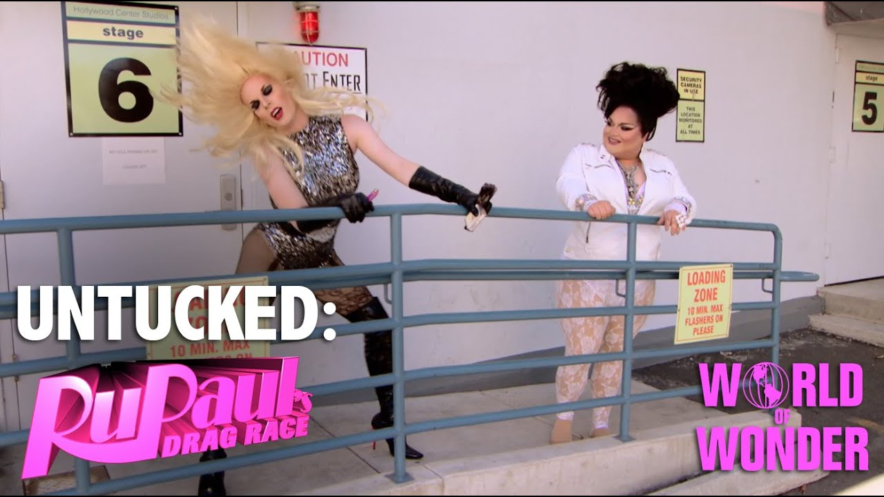 rupauls drag race season 6 untucked episode 7