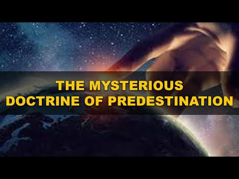 BETH MOORE - THE MYSTERIOUS DOCTRINE OF PREDESTINATION