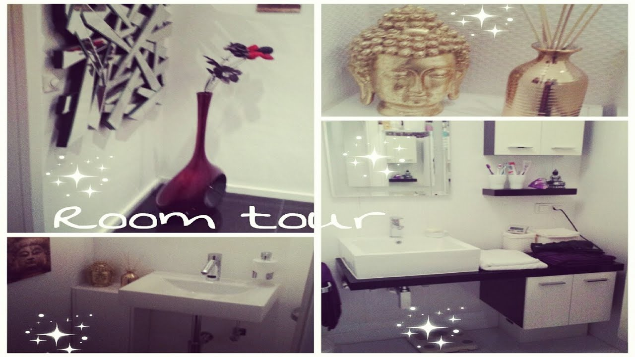 room tour badezimmer g ste wc und flur youtube. Black Bedroom Furniture Sets. Home Design Ideas