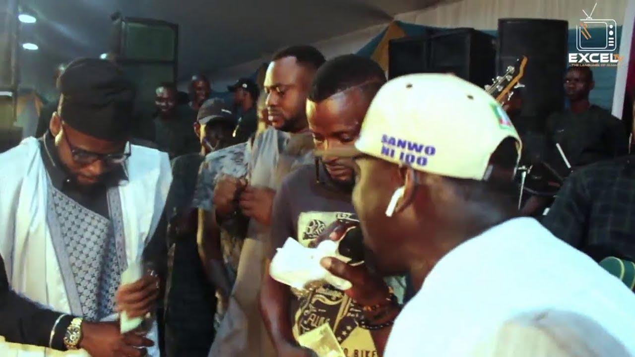 Download Talo Da Jesu (Who betray Jesus?) full video | Odunlade and Ibrahim Chatta grace stage as Pasuma deli