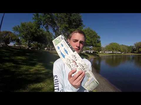 Rules + Regulations; Fishing License Information