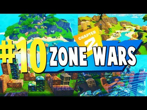 TOP 10 BEST ZONE WARS Creative Maps In Fortnite Chapter 2 | Fortnite Zone Wars Map CODES
