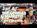 🇩🇪 Day At The German Market 🥑 Organic Keto Food Heaven! Shopping & More!  Bio Markt Deutschland