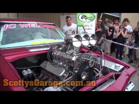 Too Much Horsepower For The Dyno