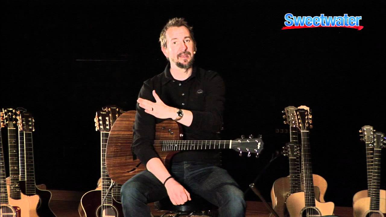 Taylor Guitars T5 Series Hybrid Acoustic/Electric Guitar Demo - Sweetwater Sound - YouTube & Taylor Guitars T5 Series Hybrid Acoustic/Electric Guitar Demo ...