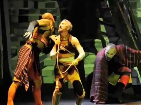 "Teatrul Bulandra in Tokyo cu ""Anatomie. Titus Andronicus"""