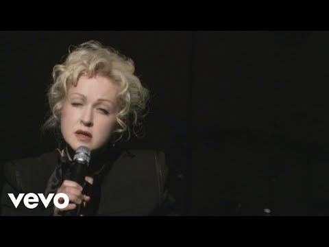 Cyndi Lauper - Don't Let Me Be Misunderstood (from Live...At Last)