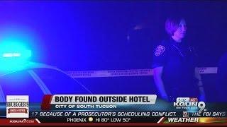 South Tucson police investigate homicide