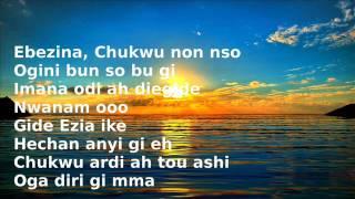 Ebezina  Preye lyrics Worship song