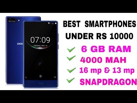 top best smartphones under 10000 2017 /6gb ram phones