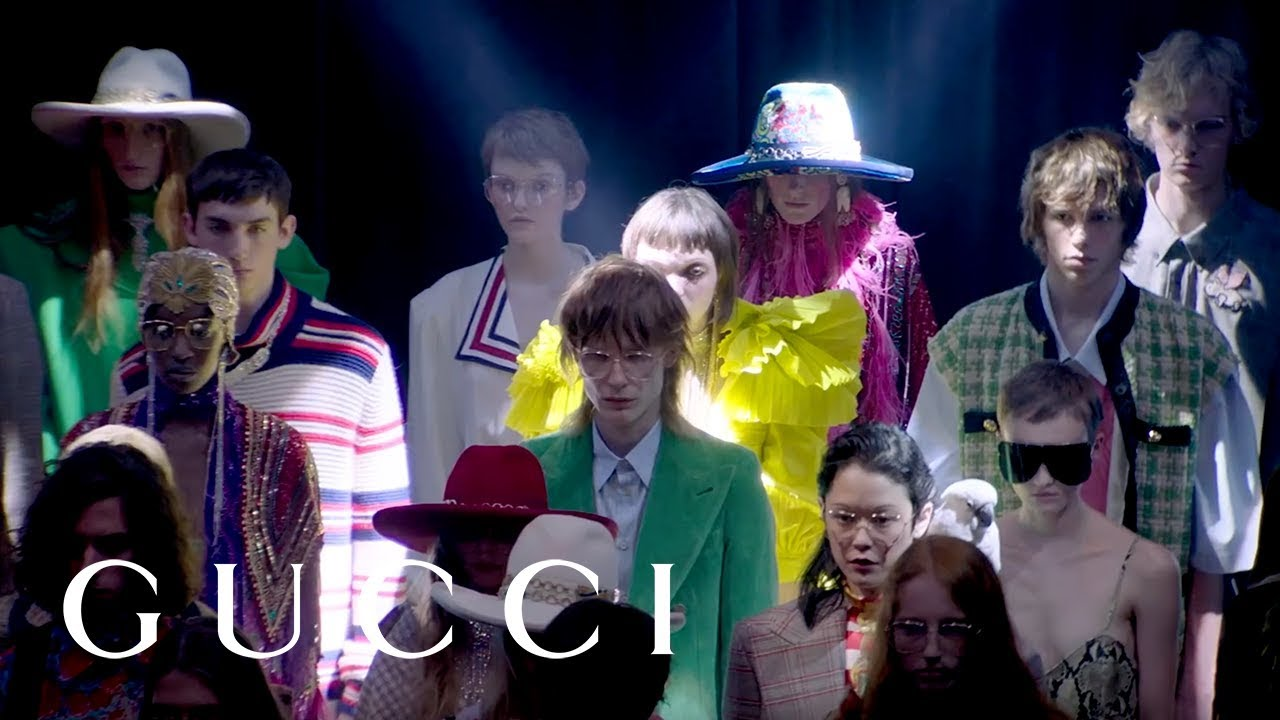 Gucci Spring Summer 2019 Fashion Show: Short Edit