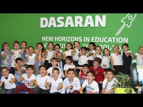 Հայաստանն աշխարհին ճանաչելի է դառնում նաև Dasaran կրթական ծրագրի միջոցով