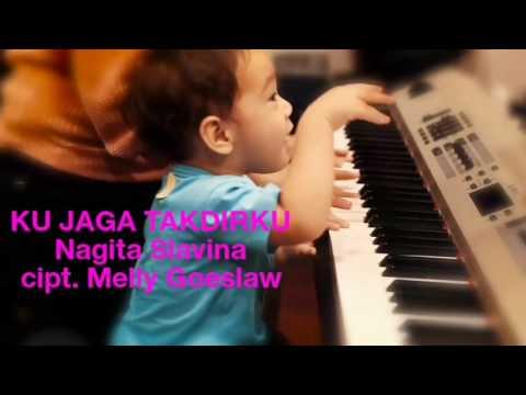 Nagita Slavina - Ku Jaga Takdirku (real clip+lyric)